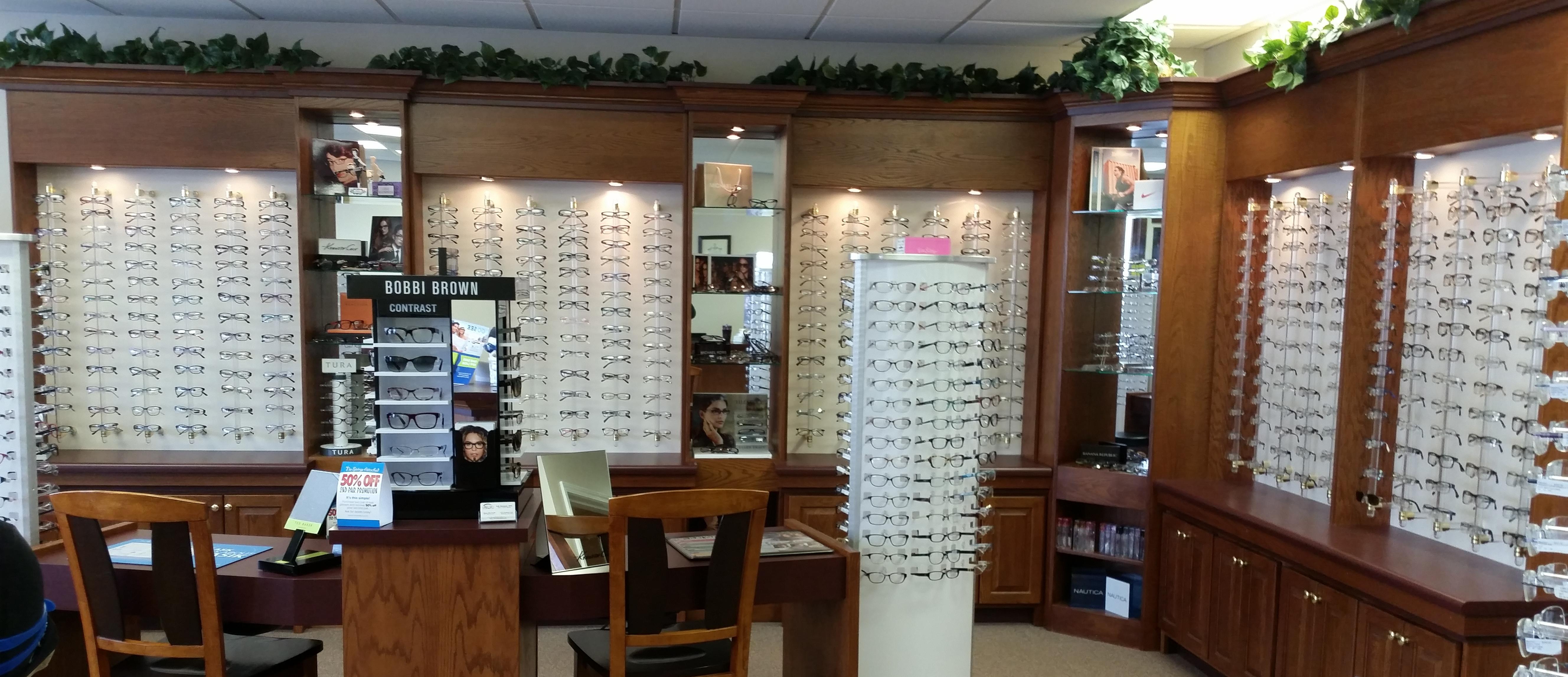 Lenses and Frames - Cherry Hills Family Eye Care